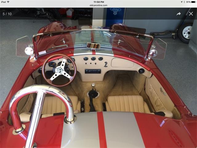 1965 Shelby Cobra | 804540
