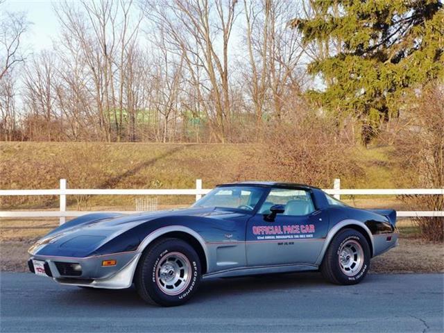 1978 Chevrolet Corvette | 804543