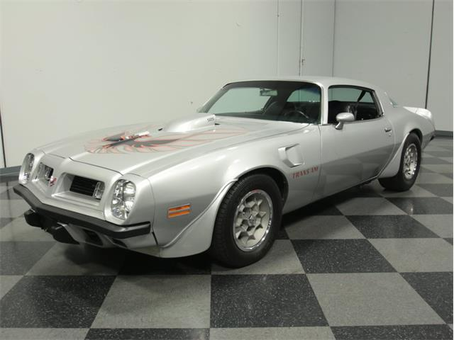 1975 Pontiac Firebird Trans AM Supercharged | 804552
