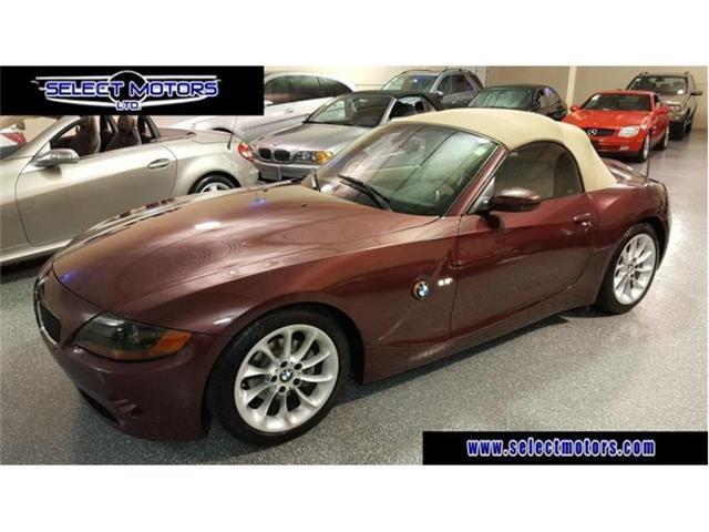 2003 BMW Z4   804567