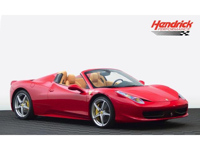 2012 Ferrari 458 | 804590