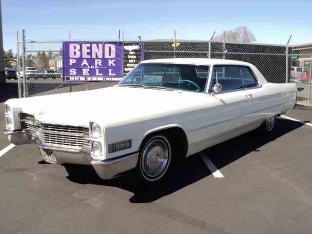 1966 Cadillac DeVille | 804595