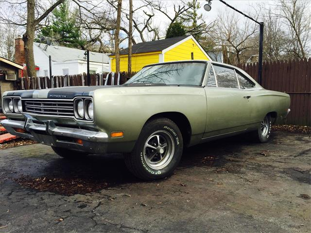 1969 Plymouth Road Runner | 804612