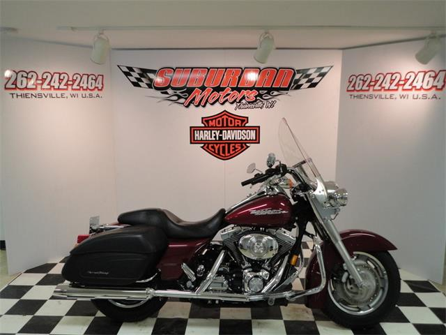 2005 Harley-Davidson® FLHRS | 804620