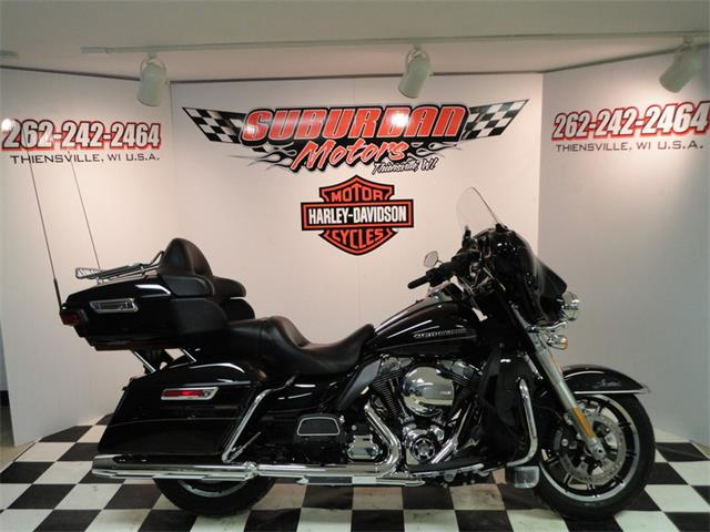 2014 Harley-Davidson® FLHTK - Electra Glide® Ultra Limited | 804624