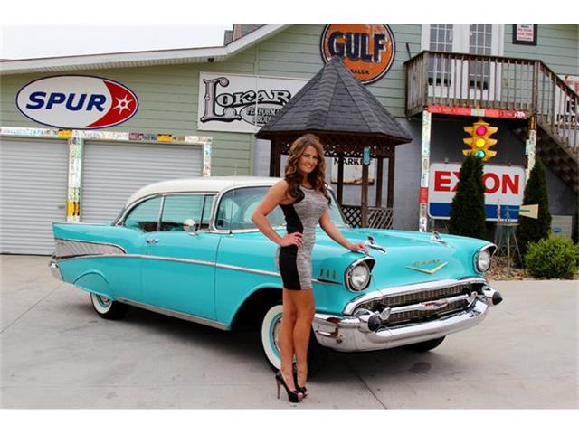 1957 Chevrolet Bel Air | 804634