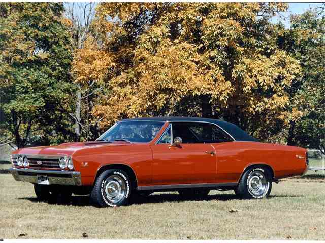 1967 Chevrolet Chevelle | 804792