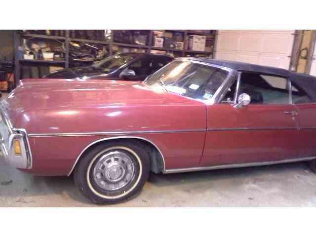 1970 Dodge Polara | 804795