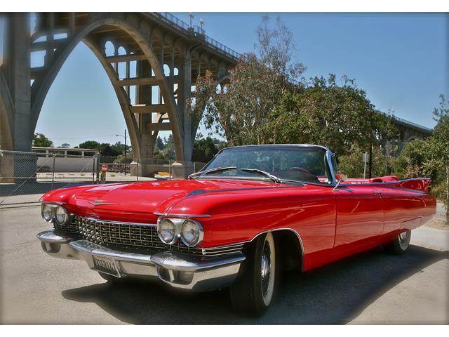 1960 Cadillac Series 62 | 804796
