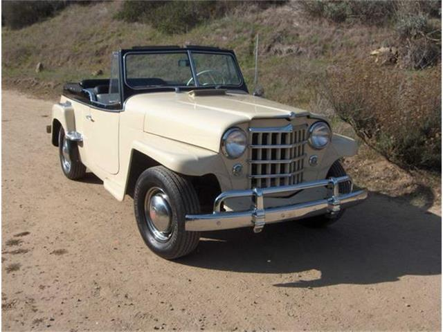 1950 Willys Jeepster | 804811