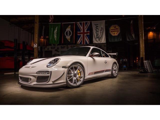 2011 Porsche 911 | 804819
