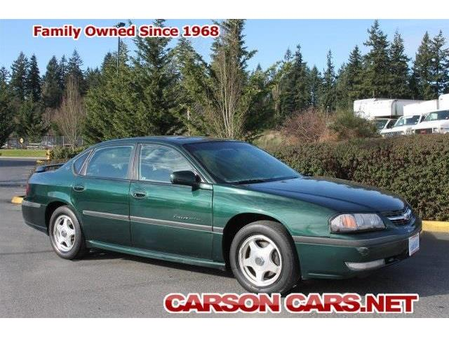 2002 Chevrolet Impala | 804824