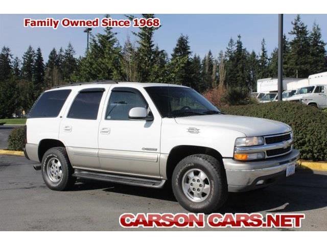 2000 Chevrolet Tahoe | 804826