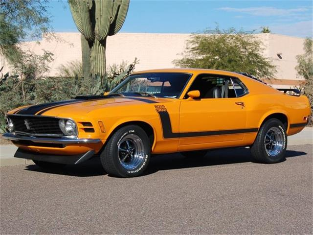1970 Ford Mustang Boss 302 | 804875