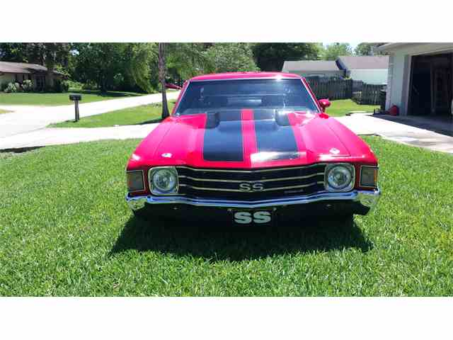 1972 Chevrolet Chevelle SS | 804918