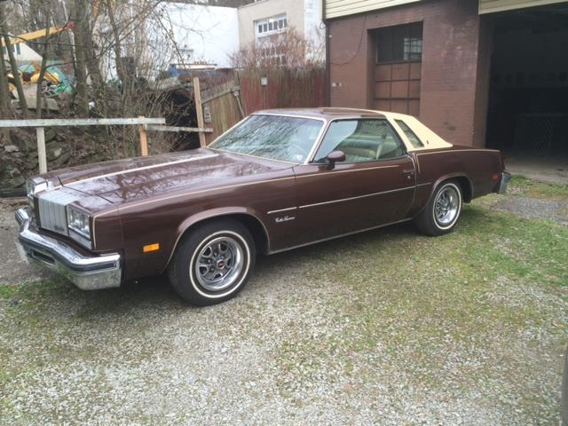 1977 Oldsmobile Cutlass Supreme | 804920
