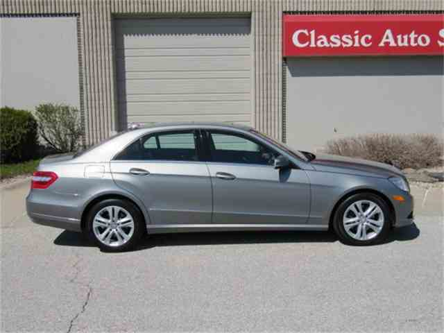2011 Mercedes-Benz E350 | 804927