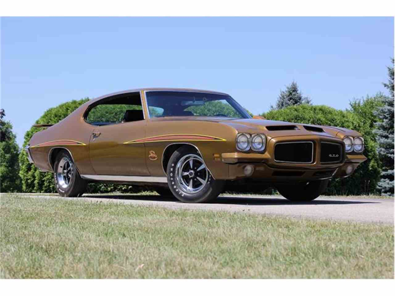 Large Picture of Classic '71 Pontiac GTO (The Judge) - $74,900.00 Offered by Monaco Luxury - H939