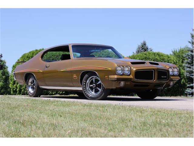 1971 Pontiac GTO (The Judge) | 804933