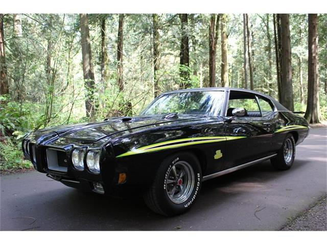 1970 Pontiac GTO | 804937