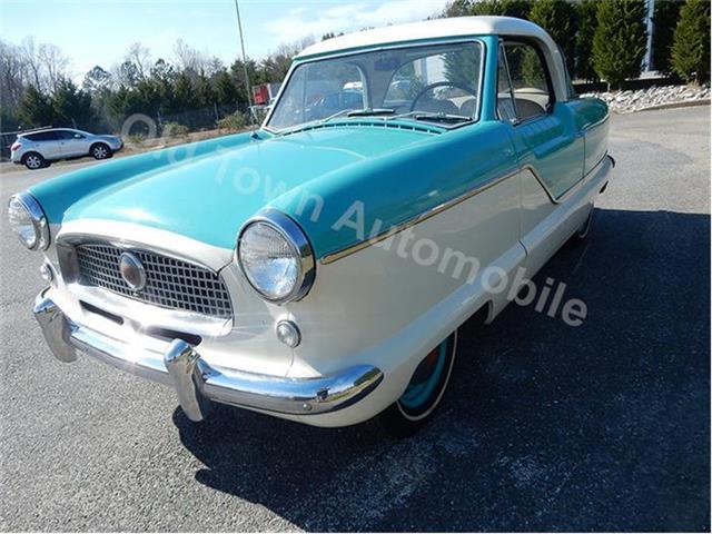 1960 Nash Metropolitan   804964
