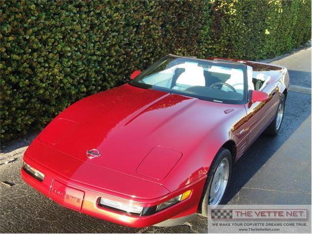1992 Chevrolet Corvette | 804968
