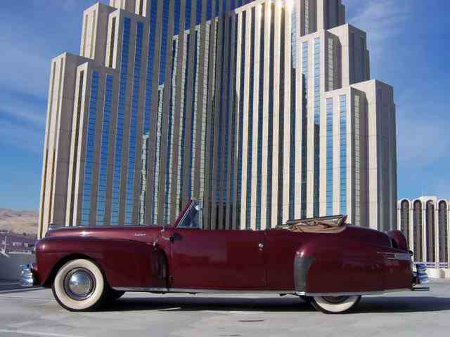 1948 Lincoln Continental | 804970
