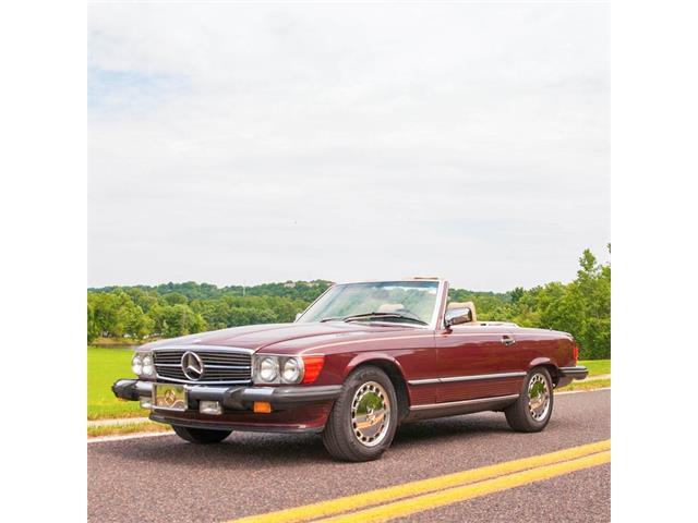1989 Mercedes-Benz 560SL | 804974
