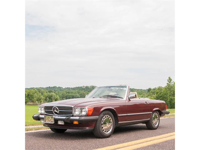 1989 Mercedes-Benz 560SL | 804974