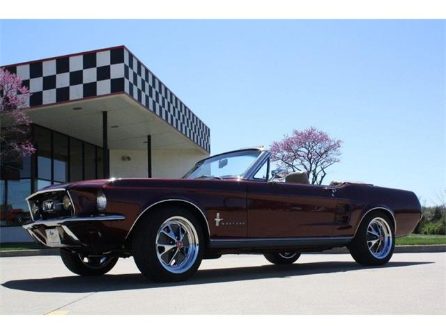 1967 Ford Mustang | 804985