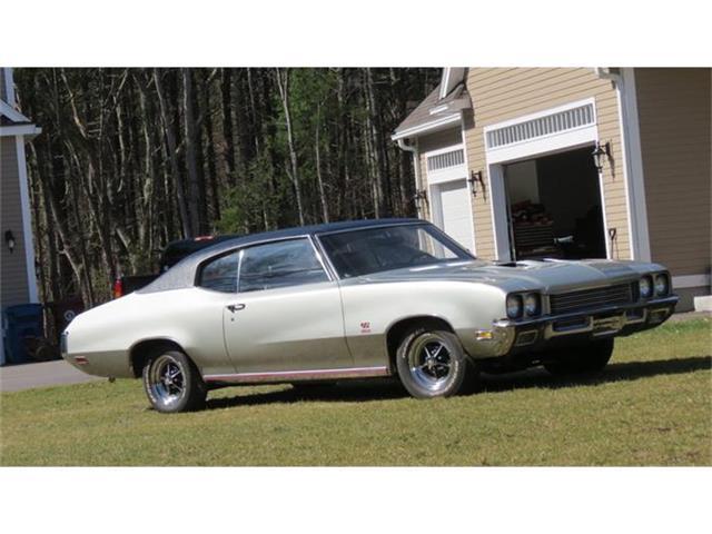 1972 Buick Gran Sport | 804986