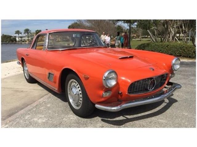 1963 Maserati 3500 | 804991
