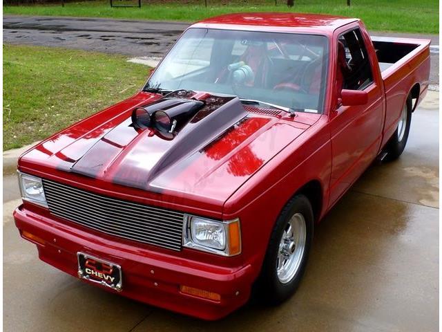 1984 CHEVROLET S-10 PRO STREET | 805027