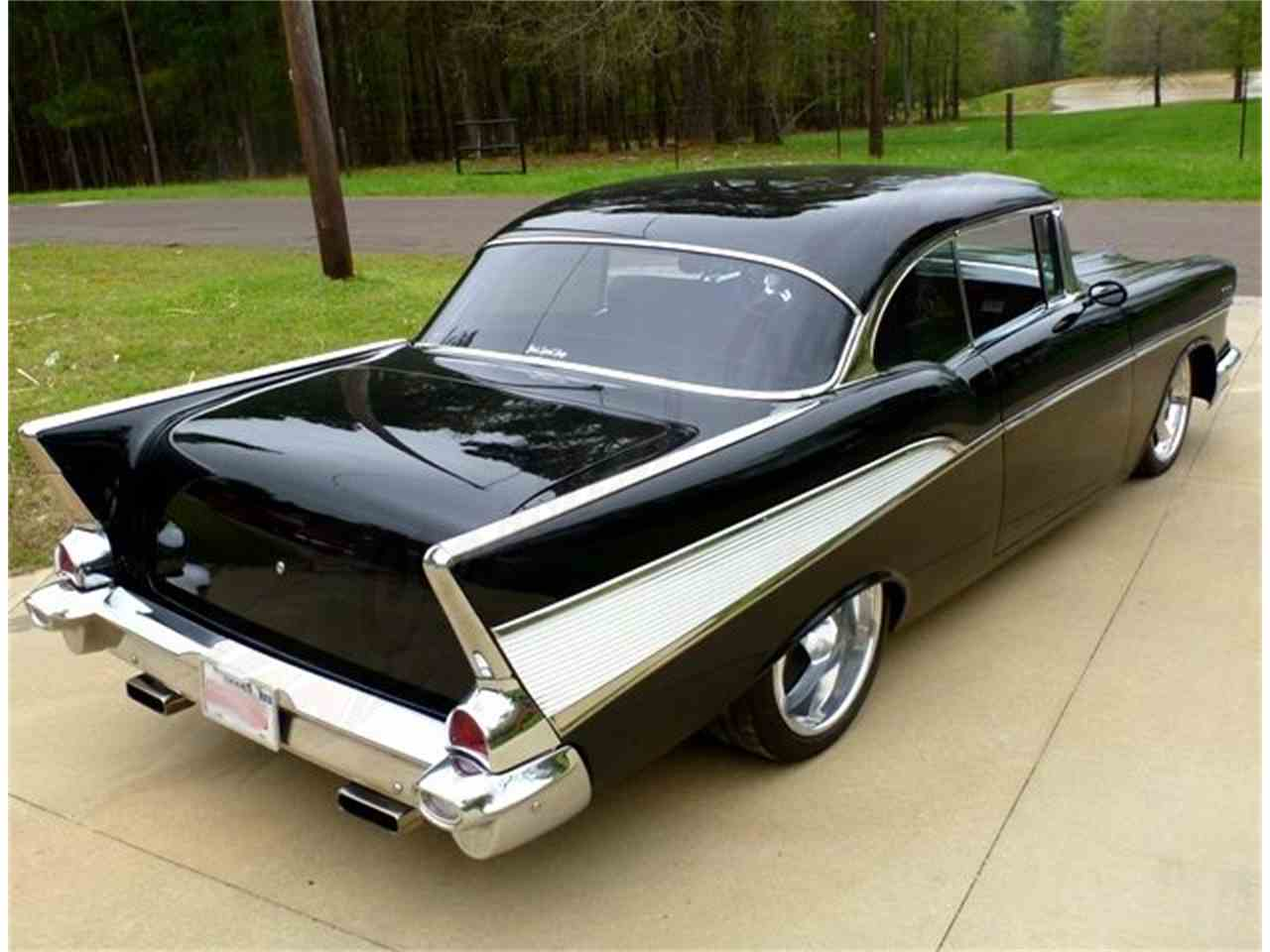 Large Picture of 1957 Chevrolet Bel Air - $137,500.00 - H95W