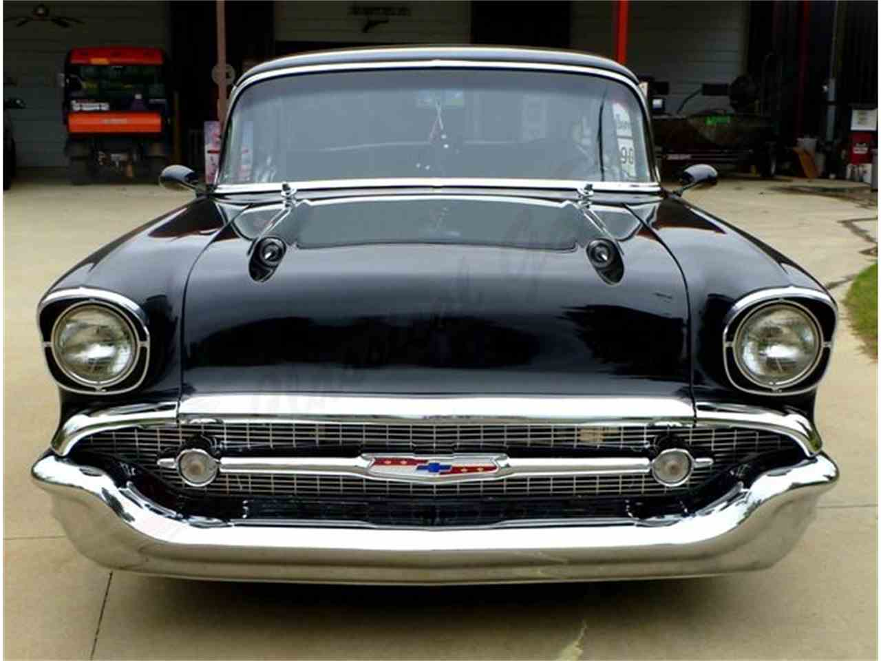 Large Picture of Classic 1957 Chevrolet Bel Air located in Arlington Texas Offered by Classical Gas Enterprises - H95W
