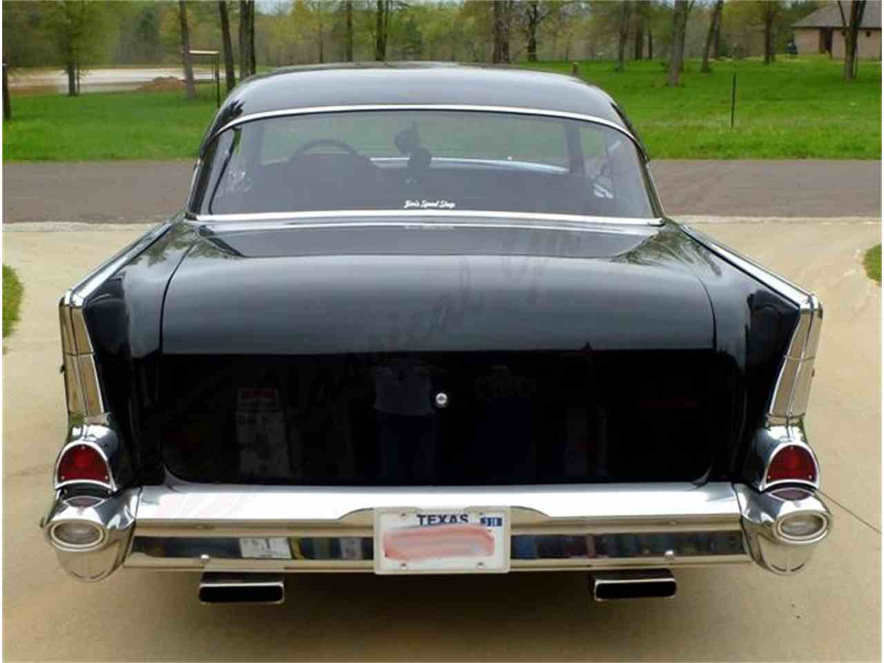 Large Picture of Classic '57 Chevrolet Bel Air Offered by Classical Gas Enterprises - H95W