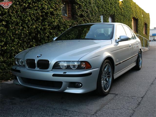2002 BMW M5 | 805029