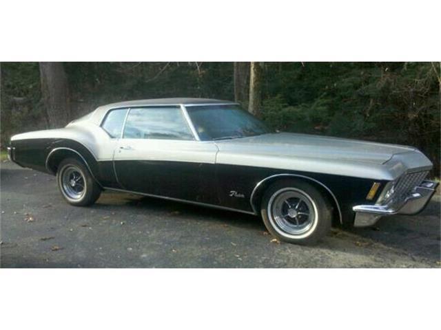 1972 Buick Riviera   805031