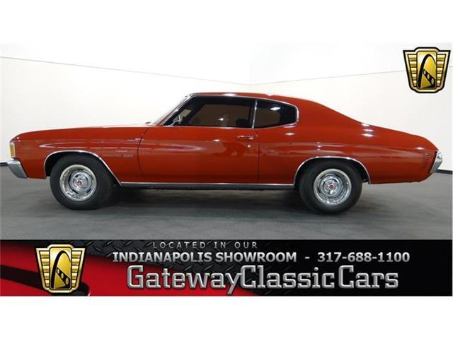 1972 Chevrolet Chevelle | 805044