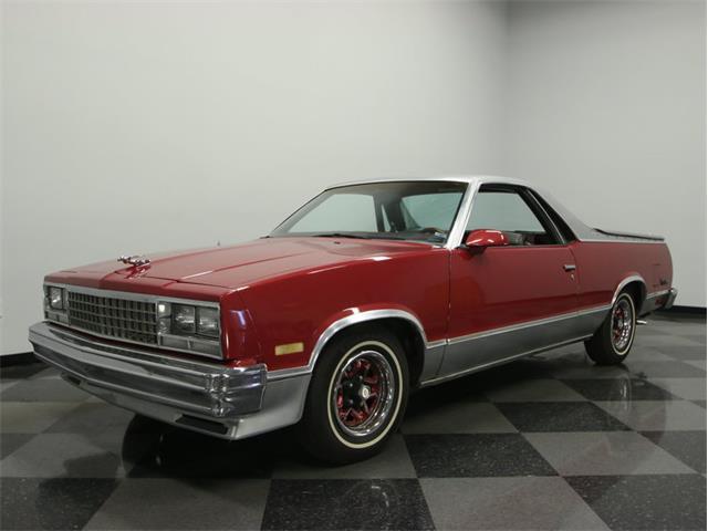 1986 Chevrolet El Camino | 805053