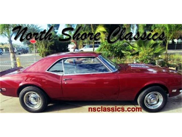 1968 Chevrolet Camaro | 805090