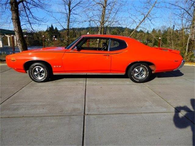 1969 Pontiac GTO | 805560