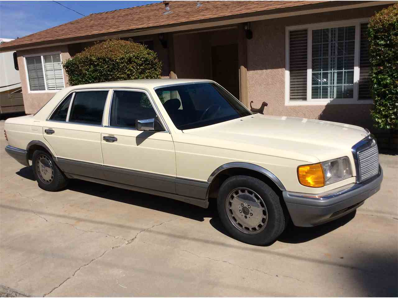 1985 mercedes benz 500sel for sale cc for 1985 mercedes benz 500sel