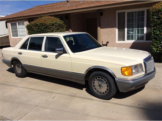 1985 Mercedes-Benz 500SEL | 805570
