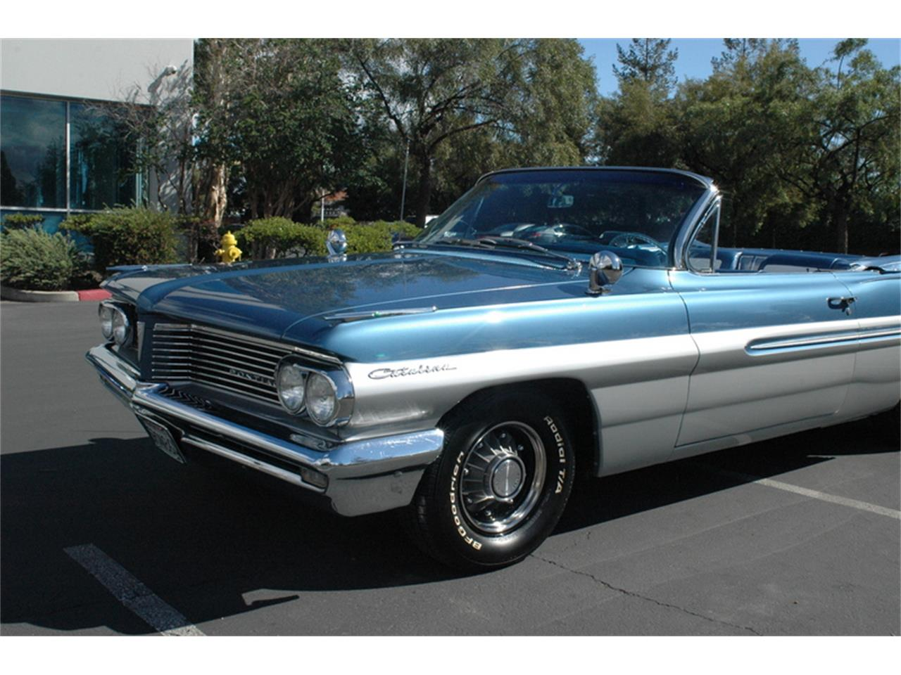 1962 pontiac catalina for sale cc 805571. Black Bedroom Furniture Sets. Home Design Ideas