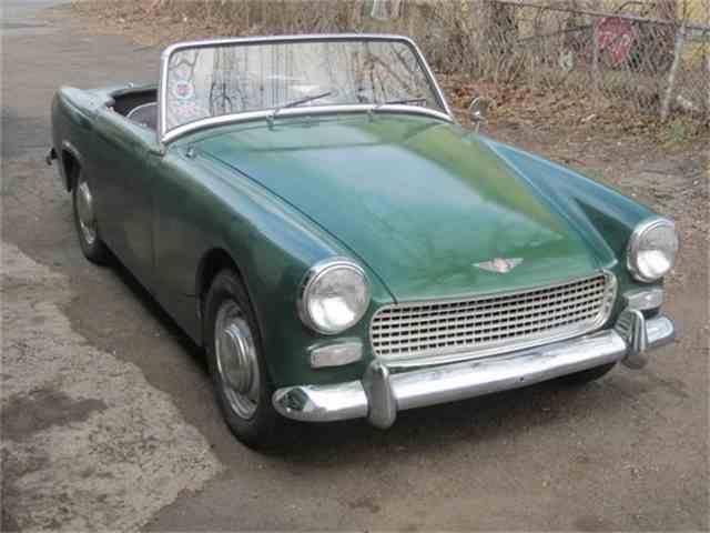1964 Austin-Healey Sprite | 800056