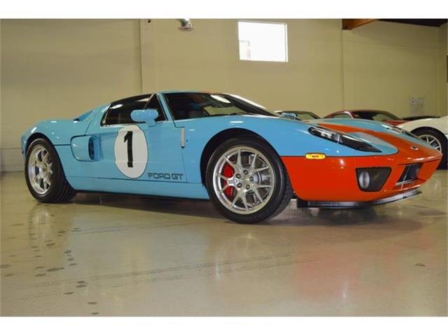 2006 Ford GT | 805602