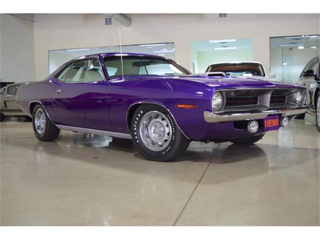 1970 Plymouth Cuda | 805609