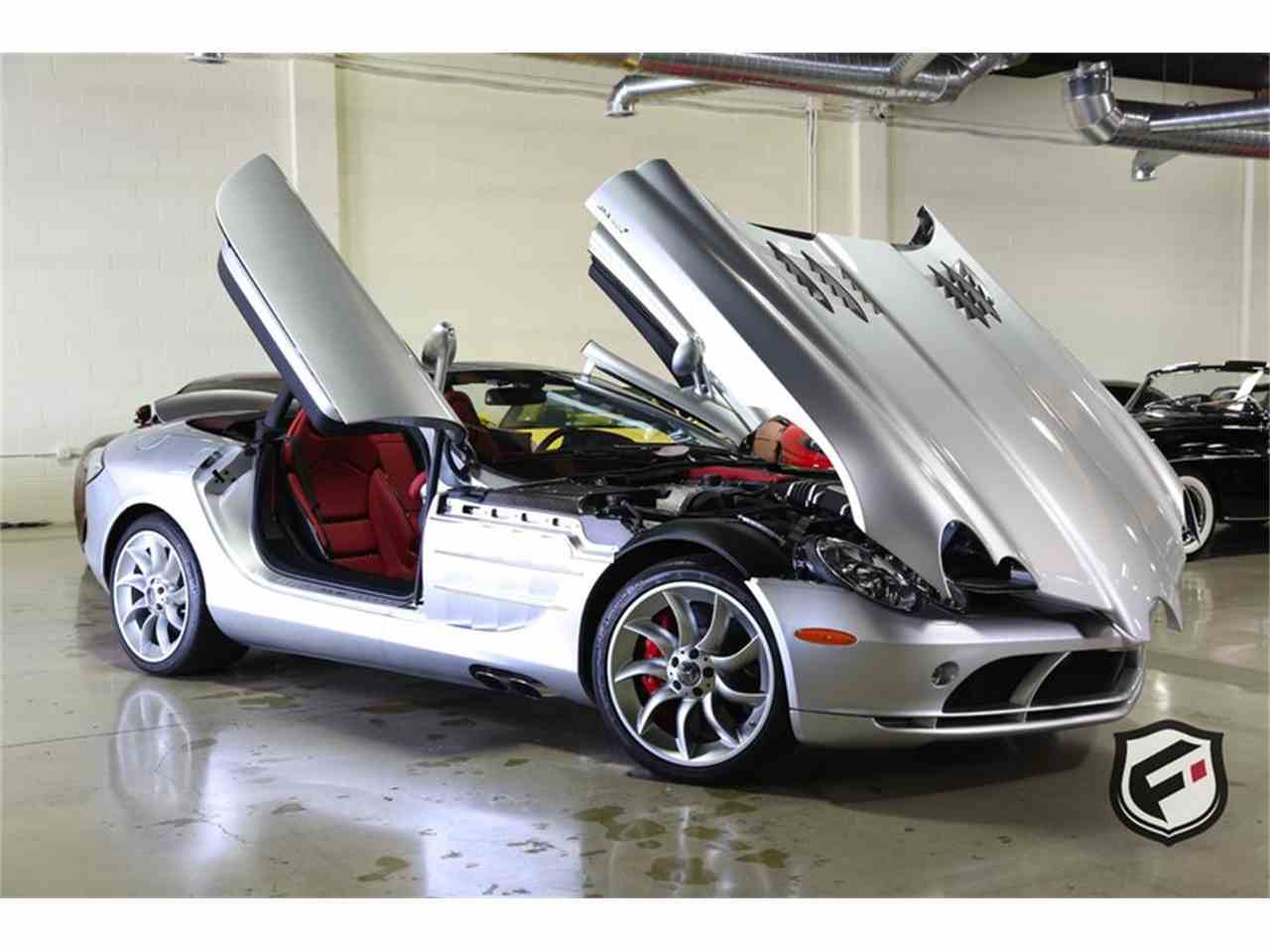 Large Picture of '08 Mercedes-Benz SLR McLaren 2dr Roadster 5.5L Offered by Fusion Luxury Motors - H9M3