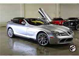 Picture of '08 Mercedes-Benz SLR McLaren 2dr Roadster 5.5L Offered by Fusion Luxury Motors - H9M3